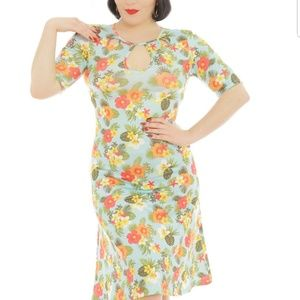Lindy Bop Vintage Alexandria Dress